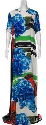 Preen by Thornton Bregazzi Wyatt Silk Dress