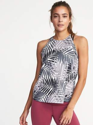 Old Navy Relaxed High-Neck Performance Tank for Women