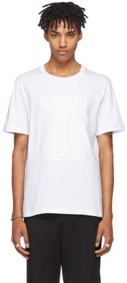 Maison Margiela White Scribble T-Shirt