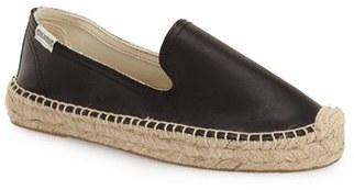 Women's Soludos 'Smoking' Espadrille Platform Shoe $98.95 thestylecure.com