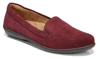 Naturalizer Kacy Suede Slip-On Loafer - Wide Width Available