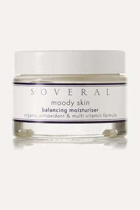 SOVERAL Moody Skin Balancing Moisturiser, 50ml - Colorless