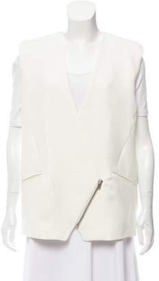 IRO Asymmetrical Zip-Up Vest w/ Tags
