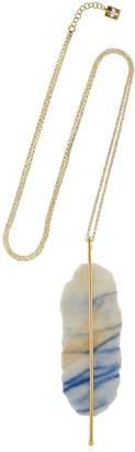 Kandinsky Marble Necklace