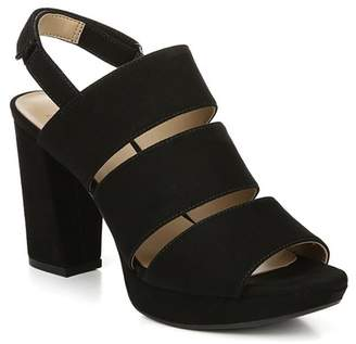 bfb40d3f9dd Naturalizer Freema Block Heel Sandal - Wide Width Available