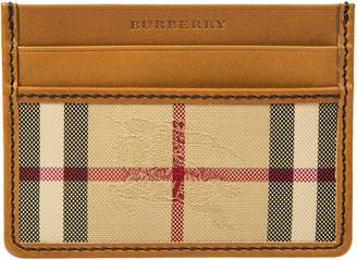 Burberry Horseferry Check Cardholder
