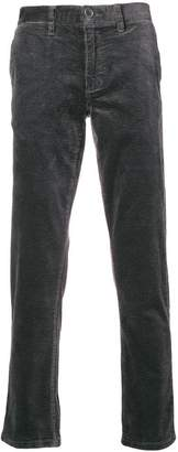 Sun 68 cropped corduroy trousers