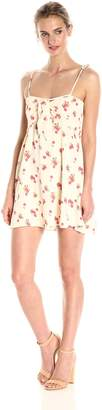 For Love & Lemons Women's Cherry Tank Dress