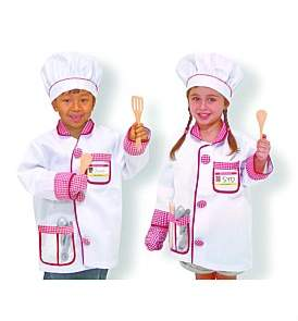 Melissa & Doug Chef Costume Set
