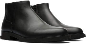 Camper Iman Leather Ankle Boot