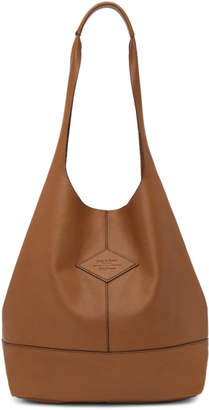 Rag & Bone Tan Camden Shopper Tote