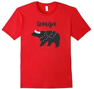 Matching Pajamas for Family Christmas Cruise Grandpa T-shirt