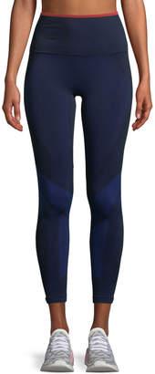 Lndr Motion High-Waist Seamless Full-Length Leggings