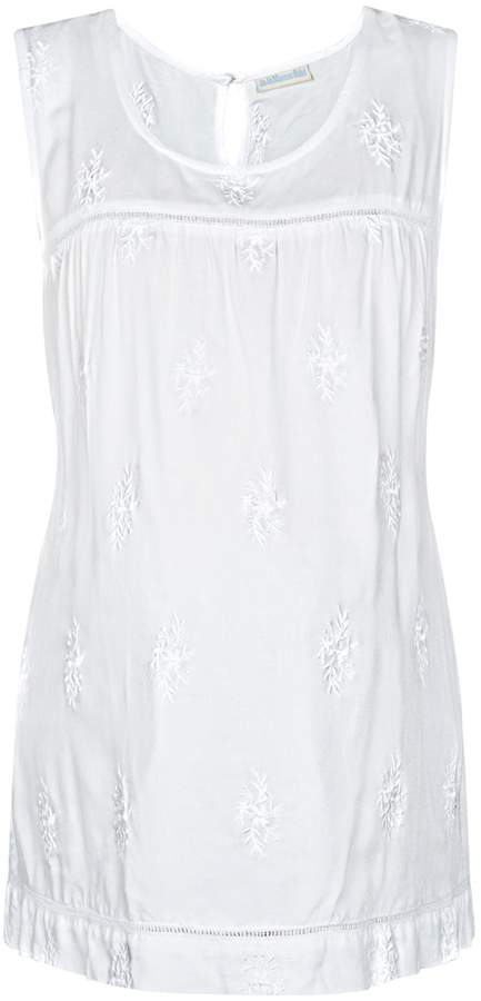 JoJo Maman Bébé Soft Embroidered Camisole