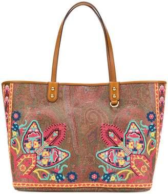 Etro shopping tote bag