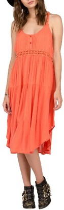 Women's Volcom Summit Stone Dress $55 thestylecure.com