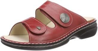 Finn Comfort Womens 2550 Sansibar Venezia Leather Sandals 39 EU
