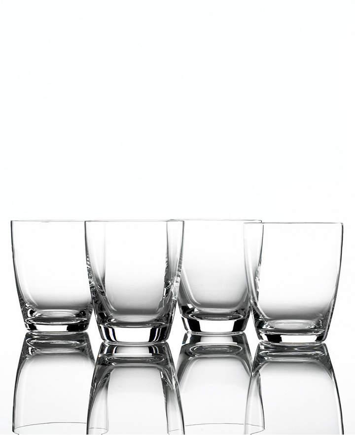 Lenox Barware, Tuscany Double Old Fashioned Glasses, Set of 4