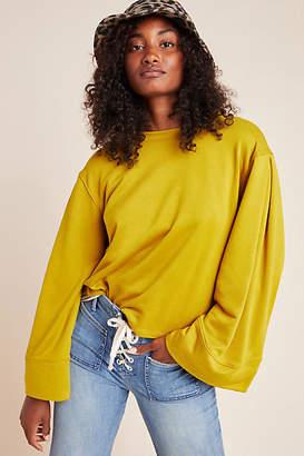 NuRode Thea Bell-Sleeved Sweatshirt