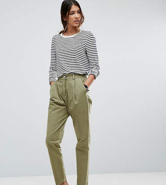 Asos Tall TALL Washed Ultimate Peg Trousers