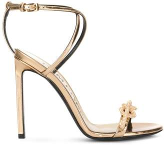 Tom Ford knot-detail sandals