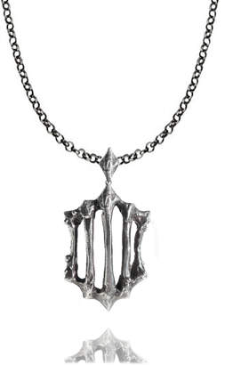 Mary Gallagher Porta Silver Necklace