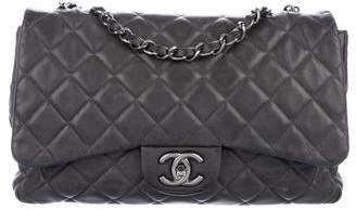 84e4fc9252c5 Chanel Gray Handbags - ShopStyle