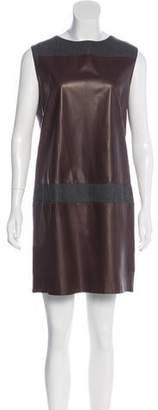 Agnona Sleeveless Knee-Length Dress