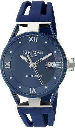 Locman Italy Women's 0521V06-BLBL00SB Montecristo Lady Analog Display Quartz Watch