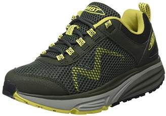 MBT Women's Colorado 17 W Fitness Shoes, Green (Military/Mustard Green 1210Y)