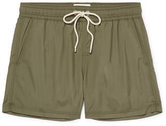 Atalaye Fregate Recycled Short-Length Swim Shorts