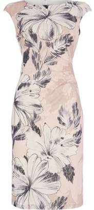 Dorothy Perkins Womens *Roman Originals Pink Floral Print Dress