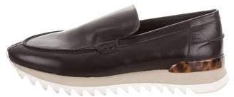Rachel Comey Leather Semi Pointed-Toe Loafers