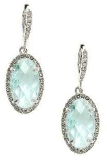 Jenny Packham Crystal-Embellished Drop Earrings