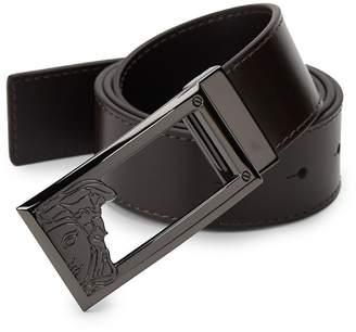 Versace Men's Leather Belt
