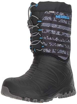 Merrell Boys' Snow Quest Lite WTRPF Boot