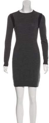 MICHAEL Michael Kors Wool & Silk Dress