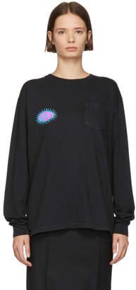 Noah NYC Black Pretty Logo T-Shirt