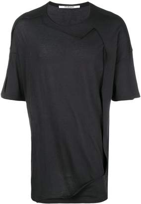 Chalayan framed T-shirt