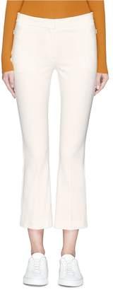 Theory 'Kick' flared leg suiting pants