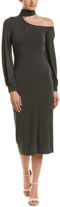 Clayton Kellan Midi Dress