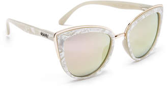 Quay My Girl Sunglasses $55 thestylecure.com