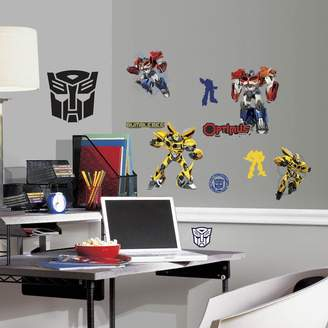 Roommates Transformers Peel & Stick Wall Decals