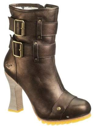 Caterpillar Women's Buckle Up Boot