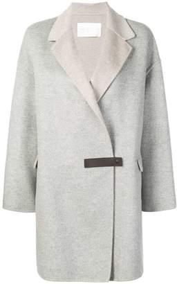 Fabiana Filippi single breasted coat