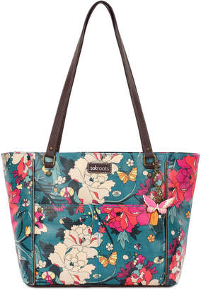 Sakroots Coated Canvas Tote