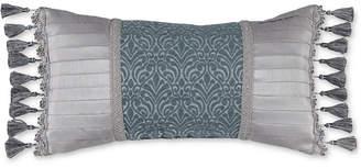 "Croscill Gabrijel 22"" x 11"" Boudoir Decorative Pillow"