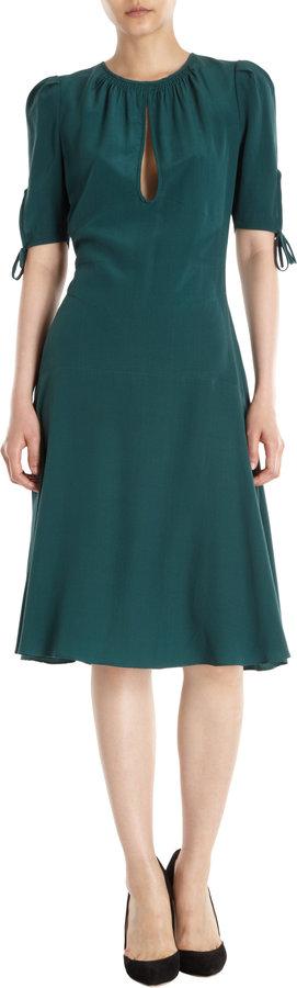 Vena Cava Keyhole Front Dress
