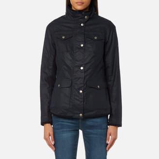 Barbour Women's Faeroe Wax Jacket