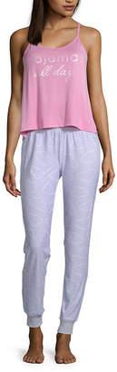 SR2 Sr2 Junior's Jogger Pajama Set